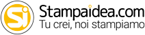 Stampaidea.com | Tu crei noi stampiamo