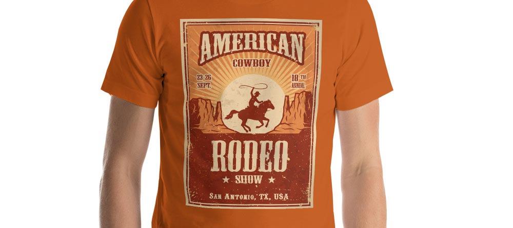 maglietta vintage