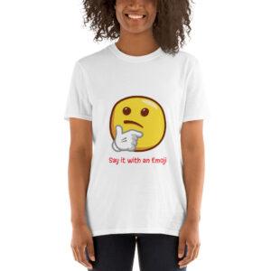 Maglietta con Emoji
