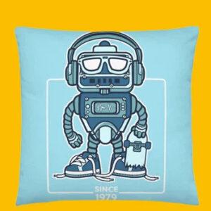 Cuscini stampati e personalizzati