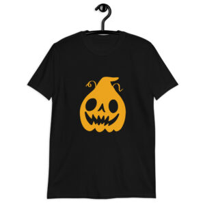 Zucca di Halloween T-shirt uomo