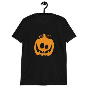 Zucca di Halloween Maglietta unisex